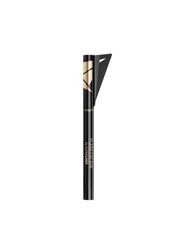 L'Oréal Paris Loreal Parıs Superlıner Flash Cat Eye Siyah Eyeliner Siyah